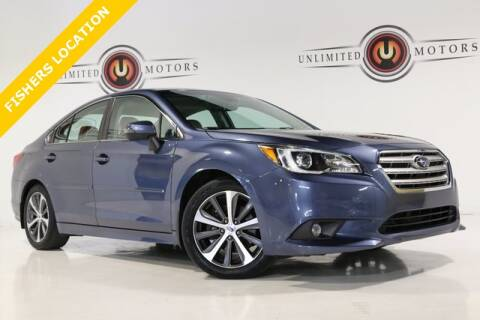 2017 Subaru Legacy for sale at Unlimited Motors in Fishers IN