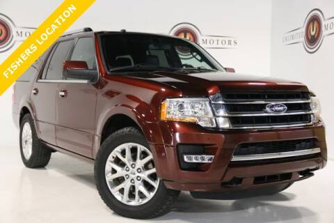 2017 Ford Expedition for sale at Unlimited Motors in Fishers IN
