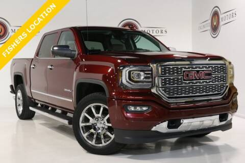 2017 GMC Sierra 1500 for sale at Unlimited Motors in Fishers IN