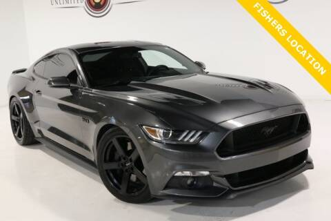 2016 Ford Mustang for sale at Unlimited Motors in Fishers IN