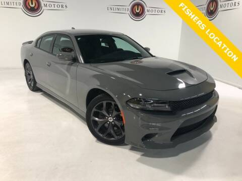 2019 Dodge Charger for sale at Unlimited Motors in Fishers IN