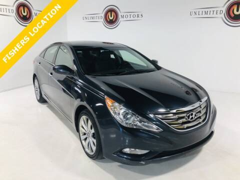 2011 Hyundai Sonata for sale at Unlimited Motors in Fishers IN