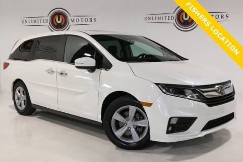 2019 Honda Odyssey for sale at Unlimited Motors in Fishers IN
