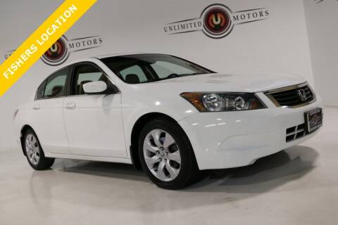2010 Honda Accord for sale at Unlimited Motors in Fishers IN