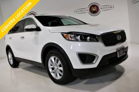 2017 Kia Sorento for sale at Unlimited Motors in Fishers IN