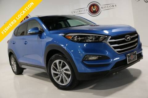 2017 Hyundai Tucson for sale at Unlimited Motors in Fishers IN