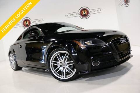 2012 Audi TT for sale at Unlimited Motors in Fishers IN