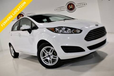 2017 Ford Fiesta for sale at Unlimited Motors in Fishers IN
