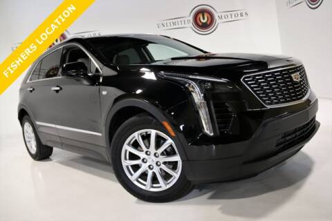 2019 Cadillac XT4 for sale at Unlimited Motors in Fishers IN