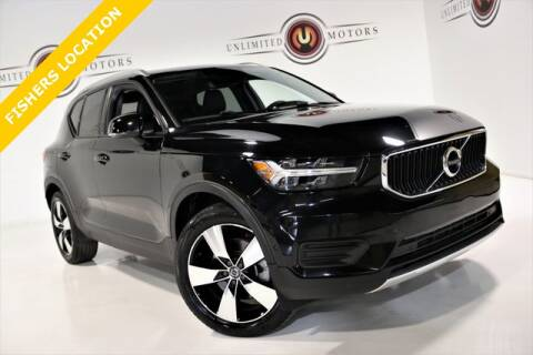 2019 Volvo XC40 for sale at Unlimited Motors in Fishers IN