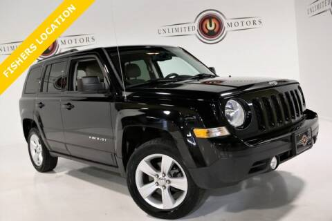 2015 Jeep Patriot for sale at Unlimited Motors in Fishers IN