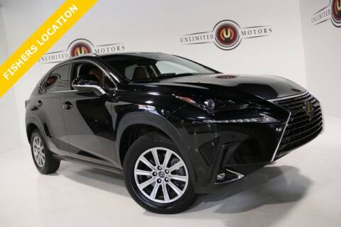 2018 Lexus NX 300 for sale at Unlimited Motors in Fishers IN