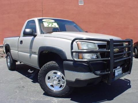 2007 Chevrolet Silverado 2500HD Classic for sale in Turlock, CA