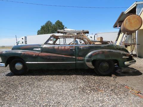 1947 Buick 50 Super for sale in Filer, ID