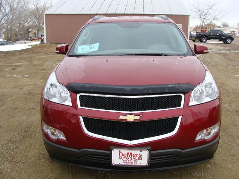 2010 Chevrolet Traverse for sale at DeMers Auto Sales in Winner SD