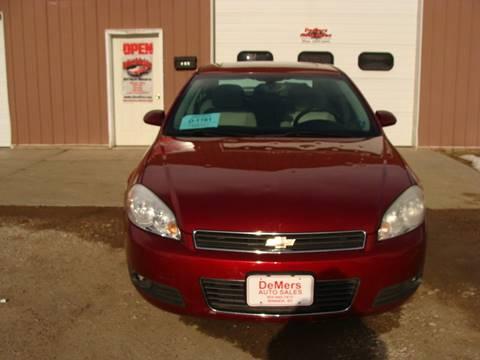2011 Chevrolet Impala for sale in Winner, SD