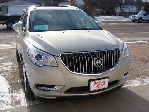 2014 Buick Enclave for sale in Winner, SD