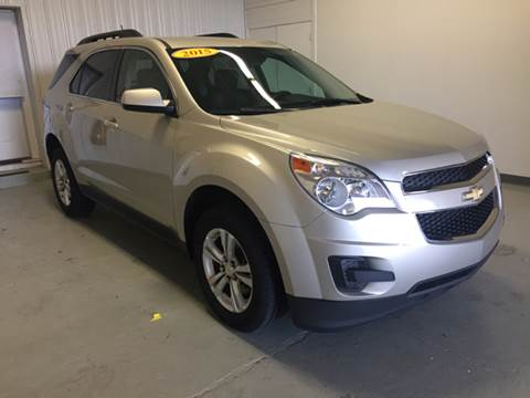 2015 Chevrolet Equinox for sale in New Knoxville, OH