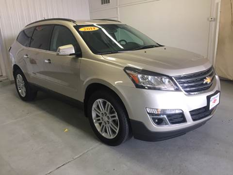 2014 Chevrolet Traverse for sale in New Knoxville, OH
