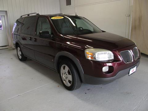 2006 Pontiac Montana SV6 for sale in New Knoxville, OH