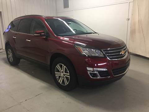 2017 Chevrolet Traverse for sale in New Knoxville, OH