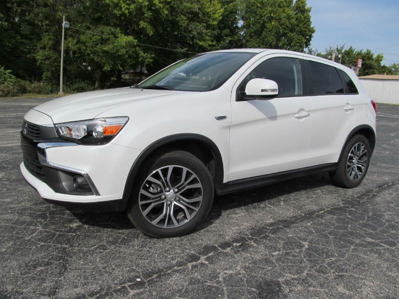 2017 Mitsubishi Outlander Sport for sale at MotoMafia in Imperial MO