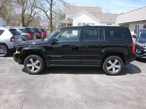 2017 Jeep Patriot for sale in Forreston, IL