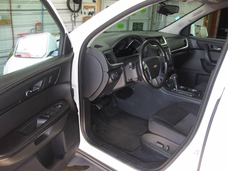 2015 Chevrolet Traverse AWD LT 4dr SUV w/1LT - Forreston IL