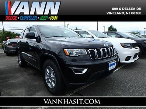 2017 Jeep Grand Cherokee for sale in Vineland, NJ