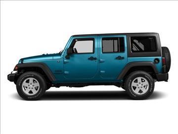 2017 Jeep Wrangler Unlimited for sale in Vineland, NJ