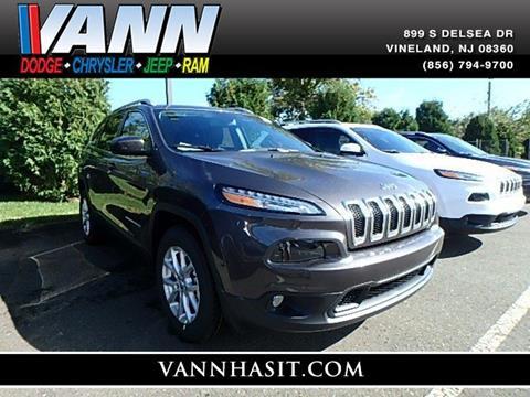 2018 Jeep Cherokee for sale in Vineland, NJ