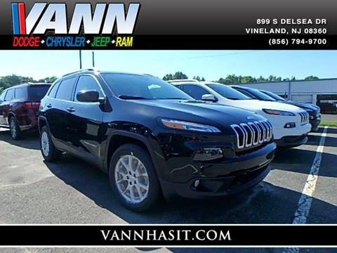 2018 Jeep Cherokee for sale in Vineland, NJ