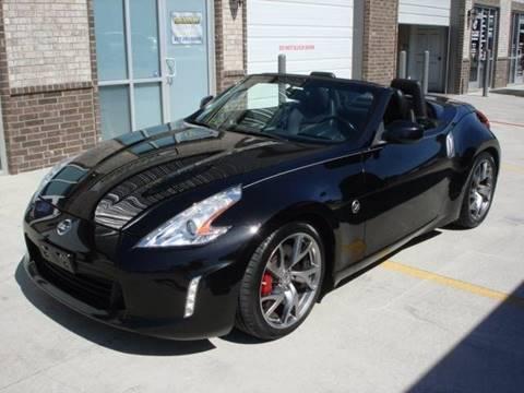 Nissan 370z For Sale In Missouri Carsforsale Com