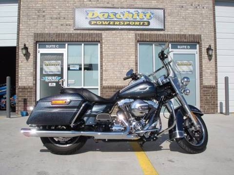 2015 Harley-Davidson Road King for sale in Springfield, MO