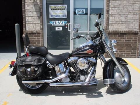 1998 Harley-Davidson Heritage Softail  for sale in Springfield, MO