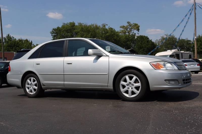 Used Toyota Avalon For Sale In Riverview Tampa Brandon Drive - 2001 avalon