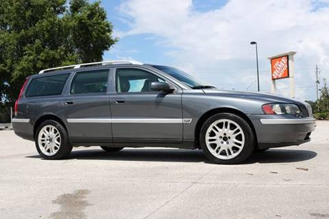 2004 Volvo V70 for sale in Riverview, FL