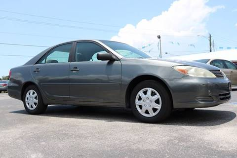 2002 Toyota Camry for sale in Riverview, FL