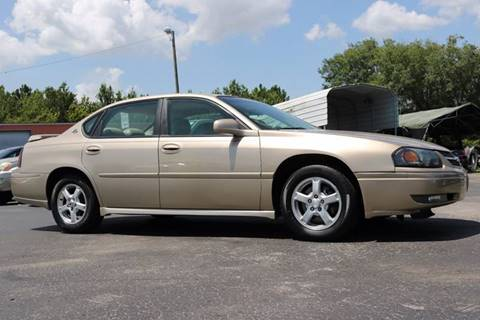 2005 Chevrolet Impala for sale in Riverview, FL