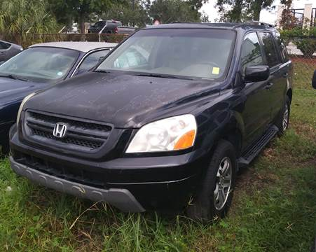 2005 Honda Pilot for sale in Riverview, FL