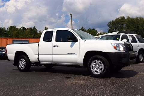 2015 Toyota Tacoma for sale in Riverview, FL