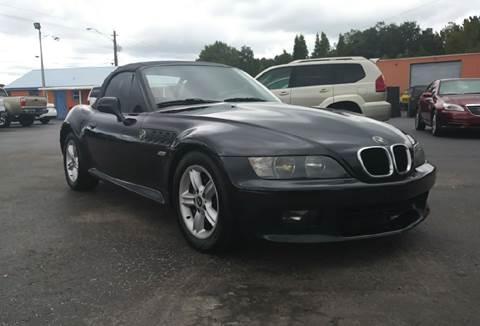 2000 BMW Z3 for sale in Riverview, FL
