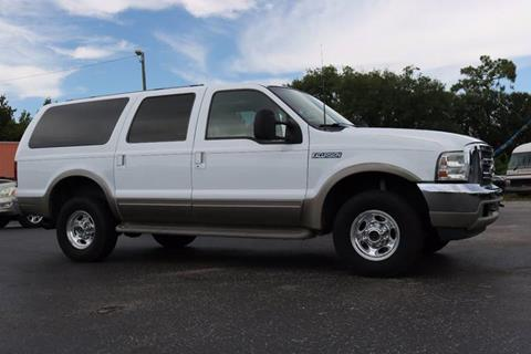 2001 Ford Excursion for sale in Riverview, FL