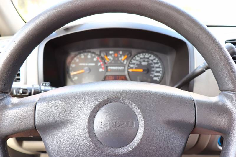 2008 Isuzu i-Series