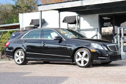 2012 mercedes benz e class for sale in tampa fl for Mercedes benz tampa