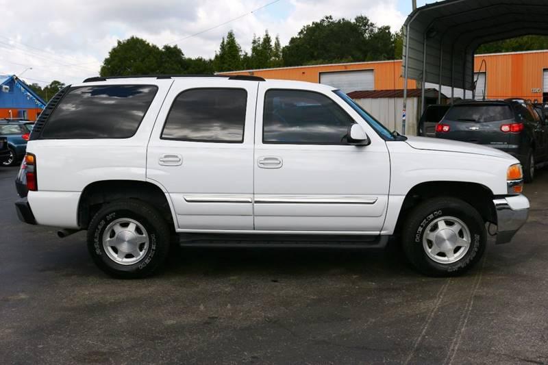 2004 GMC Yukon