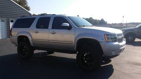 2012 Chevrolet Suburban for sale in Manchester, TN