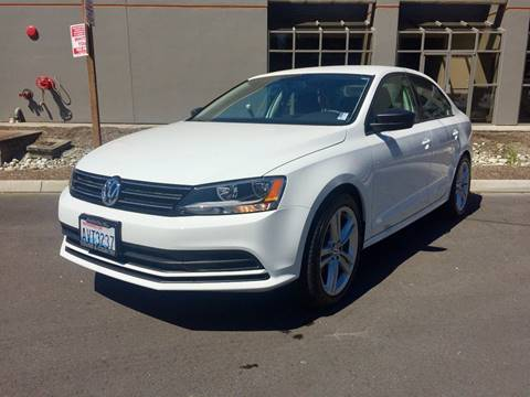 2015 Volkswagen Jetta for sale in Woodinville, WA