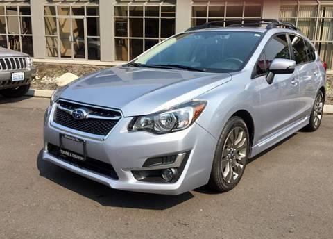 2015 Subaru Impreza for sale in Woodinville, WA