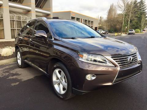 2013 Lexus RX 350 for sale in Woodinville, WA